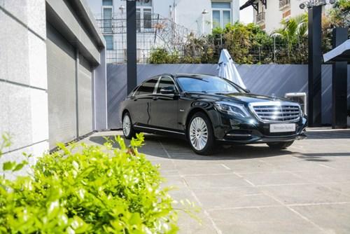 Chi tiết xe siêu sang Mercedes-Maybach S400 4Matic nhưng giá chỉ bằng xe sang - Ảnh 5.