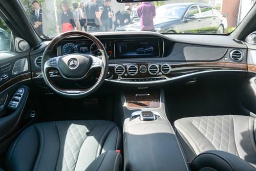 Chi tiết xe siêu sang Mercedes-Maybach S400 4Matic nhưng giá chỉ bằng xe sang - Ảnh 14.