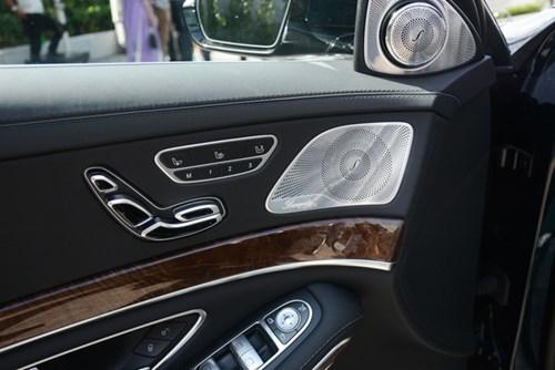 Chi tiết xe siêu sang Mercedes-Maybach S400 4Matic nhưng giá chỉ bằng xe sang - Ảnh 16.