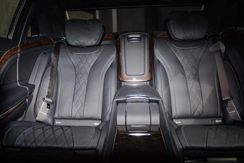 Chi tiết xe siêu sang Mercedes-Maybach S400 4Matic nhưng giá chỉ bằng xe sang - Ảnh 8.