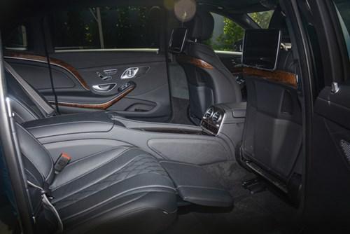 Chi tiết xe siêu sang Mercedes-Maybach S400 4Matic nhưng giá chỉ bằng xe sang - Ảnh 9.