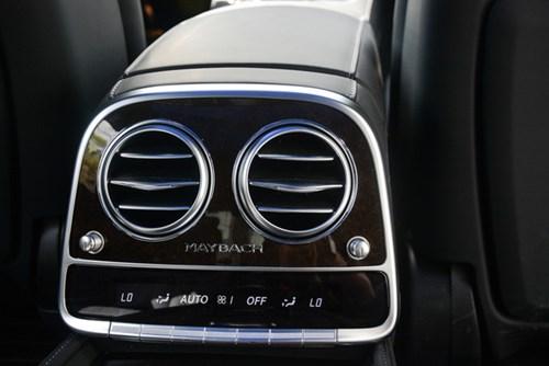 Chi tiết xe siêu sang Mercedes-Maybach S400 4Matic nhưng giá chỉ bằng xe sang - Ảnh 12.
