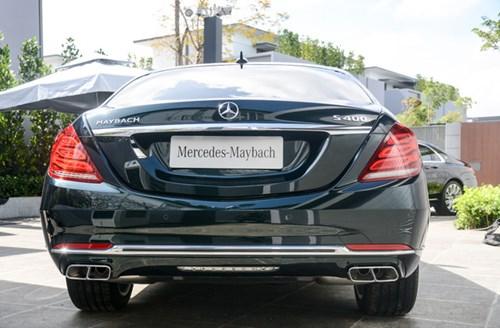 Chi tiết xe siêu sang Mercedes-Maybach S400 4Matic nhưng giá chỉ bằng xe sang - Ảnh 7.