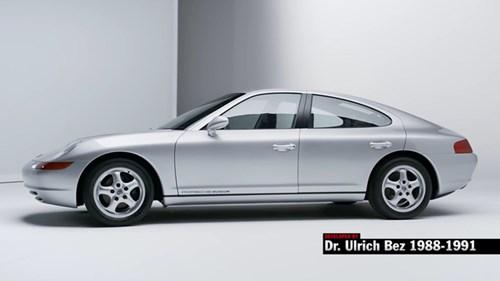 Ngắm nhìn 5 mẫu xe concept đẹp nhất của Porsche - Ảnh 5.