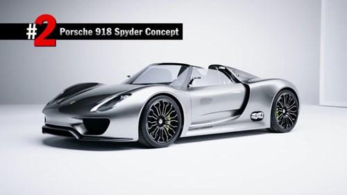 Ngắm nhìn 5 mẫu xe concept đẹp nhất của Porsche - Ảnh 3.