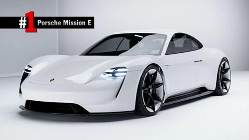 Ngắm nhìn 5 mẫu xe concept đẹp nhất của Porsche - Ảnh 2.