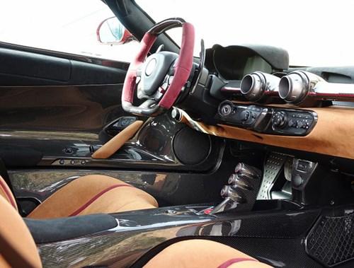 Siêu phẩm Ferrari LaFerrari màu hiếm rao bán 77 tỷ Đồng - Ảnh 13.