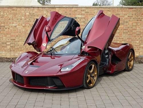 Siêu phẩm Ferrari LaFerrari màu hiếm rao bán 77 tỷ Đồng - Ảnh 2.