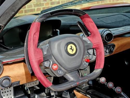 Siêu phẩm Ferrari LaFerrari màu hiếm rao bán 77 tỷ Đồng - Ảnh 9.