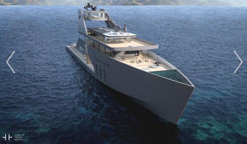 Gặp gỡ siêu du thuyền sẽ khiến giới siêu giàu mê mệt - Ảnh 1.
