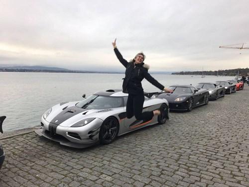 Xem 7 chiếc siêu xe Koenigsegg đồng thanh khoe tiếng thở tại Thụy Sĩ - Ảnh 7.