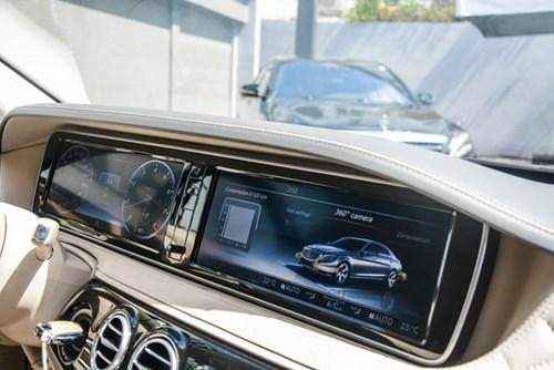 Cận cảnh xe siêu sang Mercedes-Maybach S500 giá 11 tỷ Đồng tại Việt Nam - Ảnh 12.