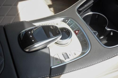 Cận cảnh xe siêu sang Mercedes-Maybach S500 giá 11 tỷ Đồng tại Việt Nam - Ảnh 16.