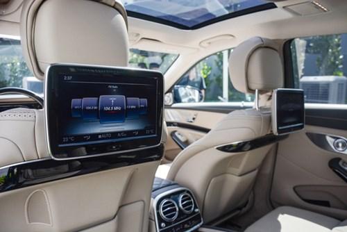 Cận cảnh xe siêu sang Mercedes-Maybach S500 giá 11 tỷ Đồng tại Việt Nam - Ảnh 13.