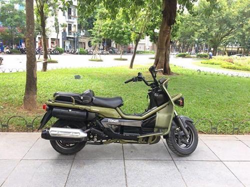 Honda PS250 hàng hiếm của dân sưu tầm Tiền Giang - Ảnh 2.
