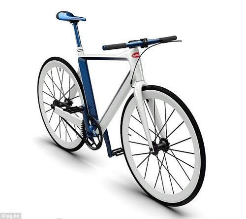 Siêu xe đạp của Bugatti - giá chỉ khoảng 850 triệu Đồng - Ảnh 2.