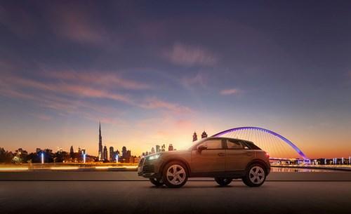 Audi đặt làm quảng cáo xe sang giá 160.000 đô, anh chàng này chỉ dùng 40 đô, thêm tài Photoshop mà làm sản phẩm đẹp không tin được - Ảnh 5.