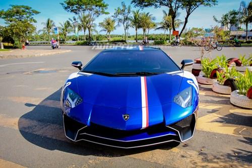 Cận cảnh bộ áo mới trên Lamborghini Aventador SV 32 tỷ Đồng của Minh Nhựa - Ảnh 10.
