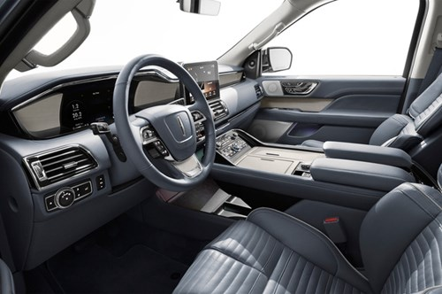 SUV hạng sang cỡ lớn Lincoln Navigator 2018 ra mắt với thiết kế thanh lịch và nội thất tiện nghi - Ảnh 13.