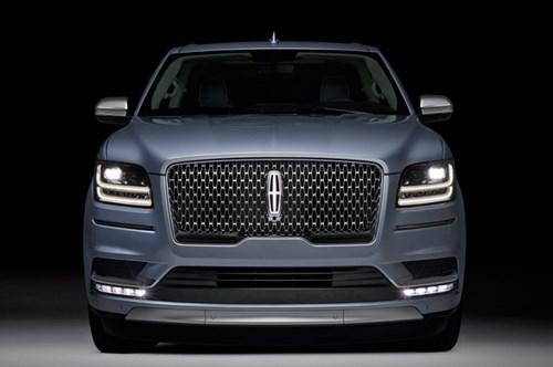 SUV hạng sang cỡ lớn Lincoln Navigator 2018 ra mắt với thiết kế thanh lịch và nội thất tiện nghi - Ảnh 15.