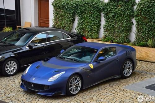 Hàng hiếm Ferrari F12tdf màu lạ xuất hiện tại Cộng hòa Séc - Ảnh 8.