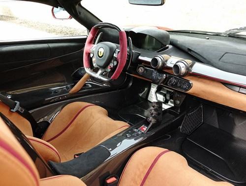 Siêu phẩm Ferrari LaFerrari màu hiếm rao bán 77 tỷ Đồng đã tìm thấy chủ nhân - Ảnh 8.