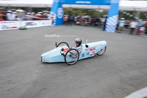 Ngắm nhìn dàn xe tự chế của Việt Nam thi đấu tiết kiệm nhiên liệu - Ảnh 10.