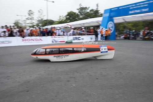 Ngắm nhìn dàn xe tự chế của Việt Nam thi đấu tiết kiệm nhiên liệu - Ảnh 9.
