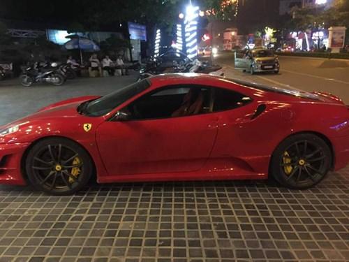 Ferrari 430 Scuderia từng thuộc sở hữu Dũng mặt sắt tiếp tục di chuyển lên Thủ Đô - Ảnh 8.