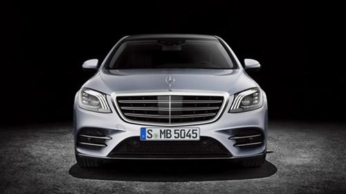 Sedan hạng sang cỡ lớn Mercedes-Benz S-Class 2018 chính thức trình làng - Ảnh 3.