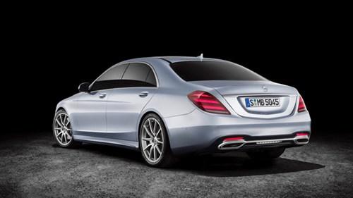 Sedan hạng sang cỡ lớn Mercedes-Benz S-Class 2018 chính thức trình làng - Ảnh 6.