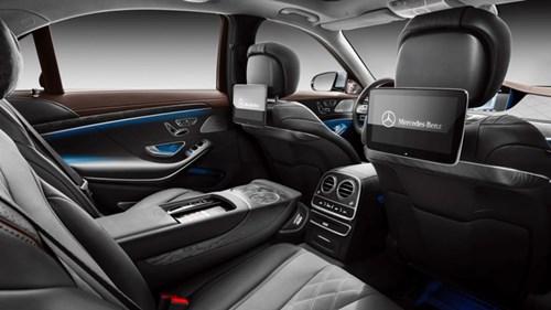 Sedan hạng sang cỡ lớn Mercedes-Benz S-Class 2018 chính thức trình làng - Ảnh 12.