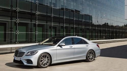 Sedan hạng sang cỡ lớn Mercedes-Benz S-Class 2018 chính thức trình làng - Ảnh 14.
