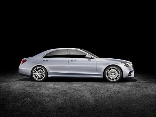 Sedan hạng sang cỡ lớn Mercedes-Benz S-Class 2018 chính thức trình làng - Ảnh 18.