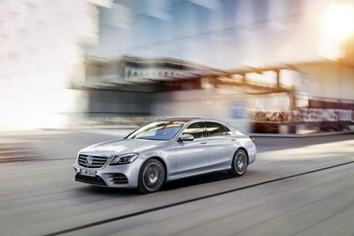 Sedan hạng sang cỡ lớn Mercedes-Benz S-Class 2018 chính thức trình làng - Ảnh 19.