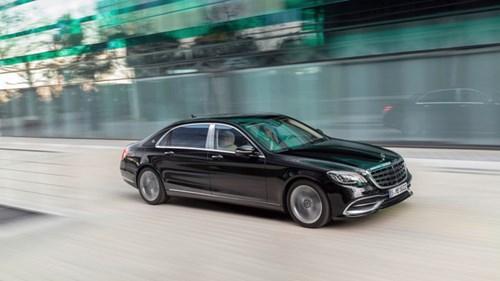 Làm quen với xe siêu sang Mercedes-Maybach S560 2018 - Ảnh 1.