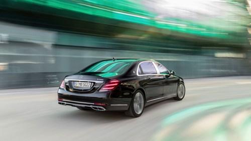 Làm quen với xe siêu sang Mercedes-Maybach S560 2018 - Ảnh 12.