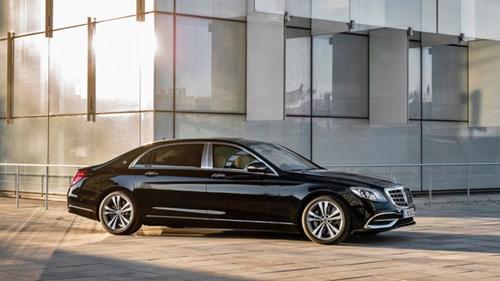 Làm quen với xe siêu sang Mercedes-Maybach S560 2018 - Ảnh 3.