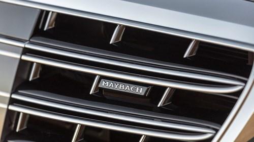 Làm quen với xe siêu sang Mercedes-Maybach S560 2018 - Ảnh 5.