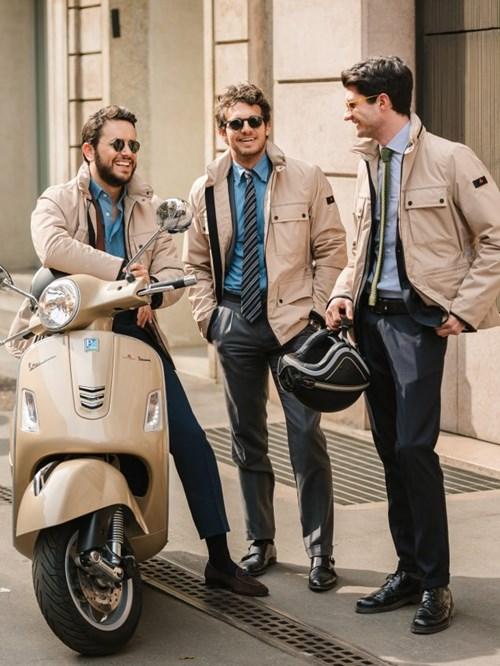 Vespa ra mắt bộ sưu tập phụ kiện thời trang mới - Ảnh 10.