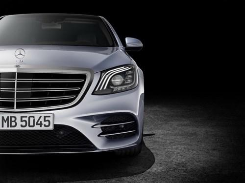 Sedan hạng sang cỡ lớn Mercedes-Benz S-Class 2018 chính thức trình làng - Ảnh 5.
