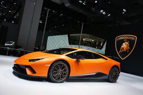 Siêu xe Lamborghini Huracan Performante chính thức ra mắt châu Á - Ảnh 2.