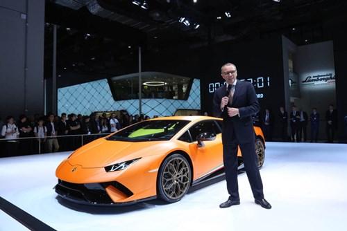 Siêu xe Lamborghini Huracan Performante chính thức ra mắt châu Á - Ảnh 3.