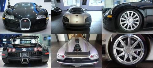 Với 34 tỷ Đồng, bạn sẽ chọn Bugatti Veyron hay Koenigsegg CCX? - Ảnh 4.