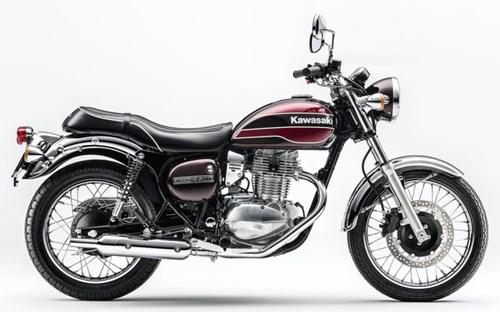 Kawasaki Estrella phiên bản đặc biệt cuối cùng ra lò - Ảnh 1.