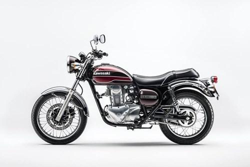 Kawasaki Estrella phiên bản đặc biệt cuối cùng ra lò - Ảnh 3.