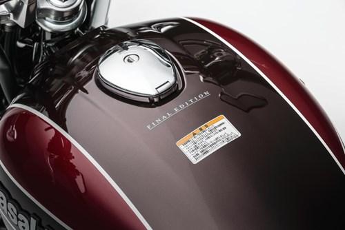 Kawasaki Estrella phiên bản đặc biệt cuối cùng ra lò - Ảnh 2.
