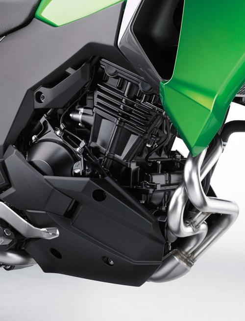 Xế phượt Kawasaki Versys-X 300 2017 sắp ra mắt tại Việt Nam, giá từ 150 triệu Đồng - Ảnh 10.