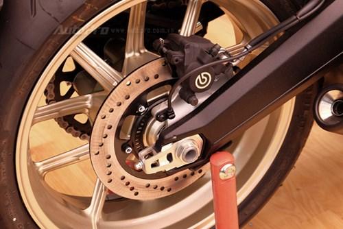 Cận cảnh Ducati Scrambler phiên bản Café Racer tại Việt Nam - Ảnh 17.