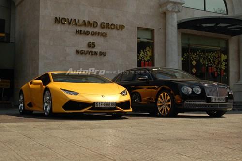 Phó chủ tịch Novaland từng có bộ sưu tập siêu xe không thua kém Cường Đô-la hay Minh Nhựa - Ảnh 4.